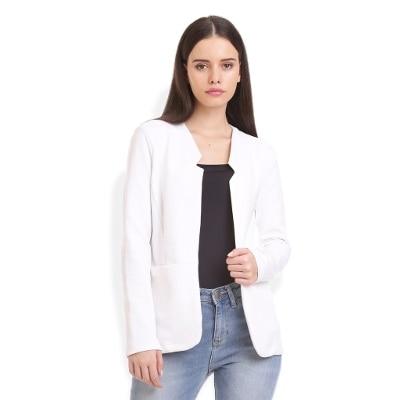 Voi Women's White Jacket