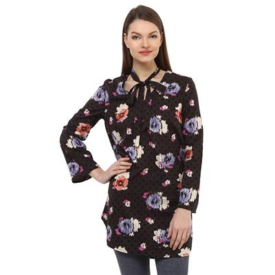 Women Floral Tunic