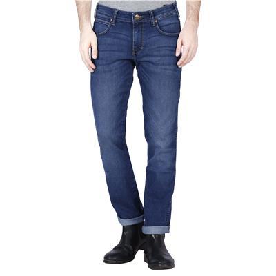 Wrangler Blue Low Rise Regualr Fit Jeans