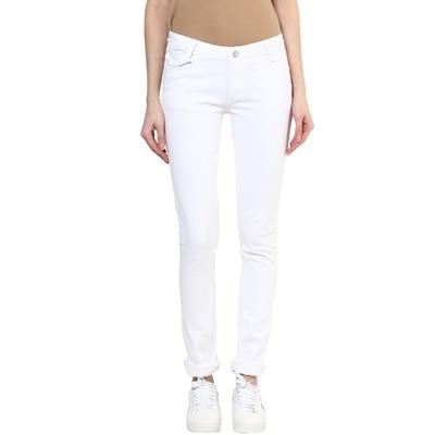 Xpose White Denim Jeans