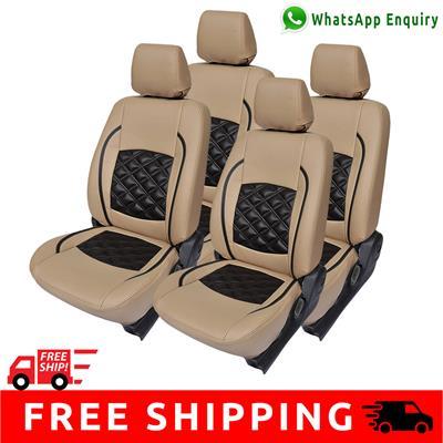 Autofact Brand PU Leatherite Car Seat Covers For Maruti