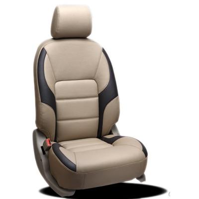 Autofact Car Seat Covers Maruti Swift Dzire PU Leatherite