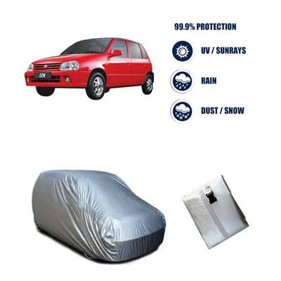 Autowheel Bright Silver Matte Car Body Cover