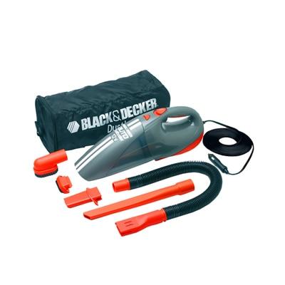 Black & Decker Acv 1205 12 Volt Car Vacuum Cleaner