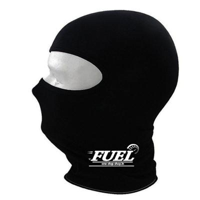 FUEL Face Mask/Balaclava for Bikers/Cyclist L Size- Black (Set of...