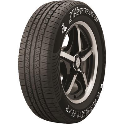 JK TYRE RANGER H/T P265/65 R 17 Tube Less Car Tyre