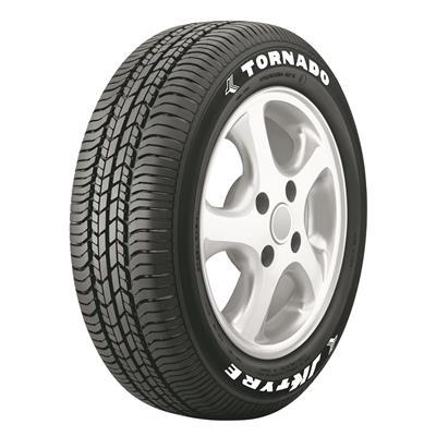 JK TYRE TORNADO P165/80 R 14 Tube Less Car Tyre