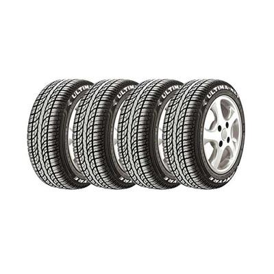 JK Tyres ULTIMA NXT 4 Wheeler Tyre (155/70 R13, Tube Less) (Set Of 4)