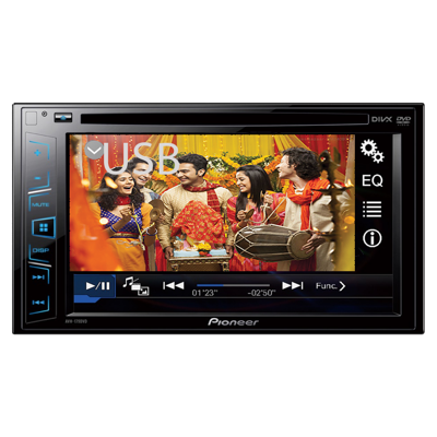 Upto Rs.10,000 Cashback On Car Stereo's , Speakers & More By Paytm | Pioneer AVH-189DVD Touchscreen Player @ Rs.12,368