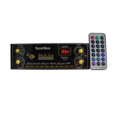 Sound Boss SB-0777 Car MP3 Player