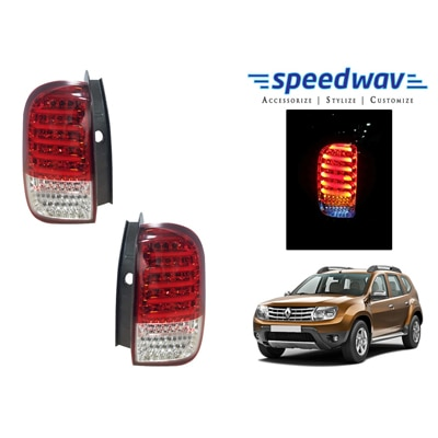 speedwav car stylish led tail light assembly set of 2 renault duster available at paytm for. Black Bedroom Furniture Sets. Home Design Ideas