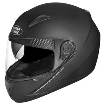 Studds Shifter Full Face Helmet Matte Black