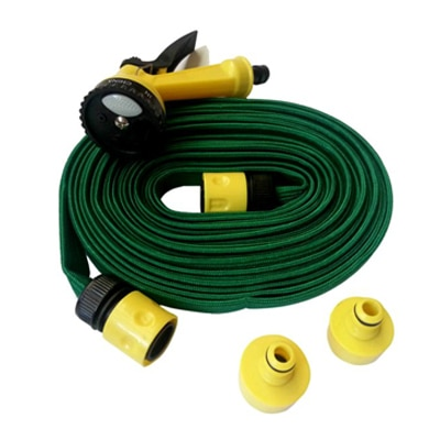 Takecare Water Spray Gun With 10 Meter Hose Pipe available at Paytm for Rs.183