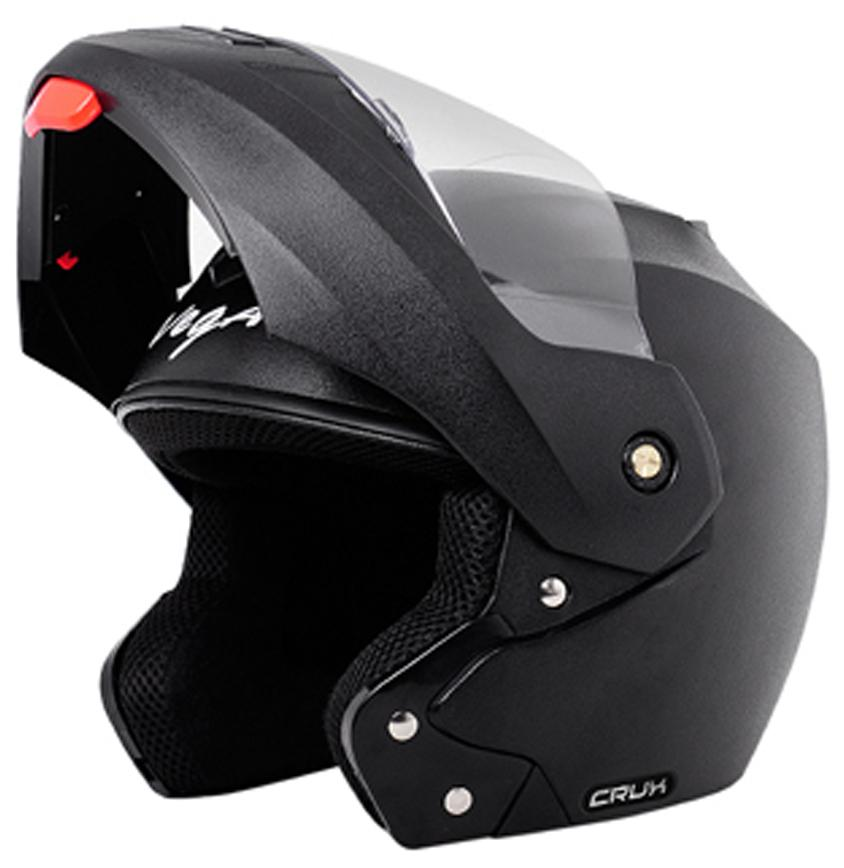 Vega Crux Full Face Helmet Black