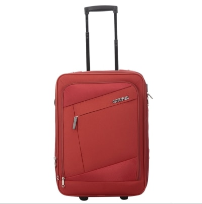 American Tourister ELEGANCE PLUS UR55CM - RED