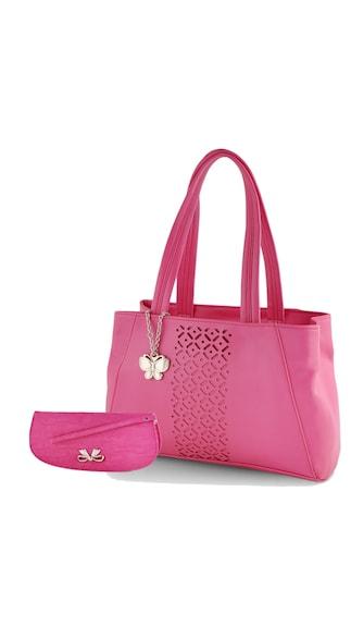 Butterflies Women Pink & Pink Combo