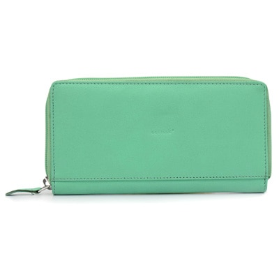 Cecille Green Wallet