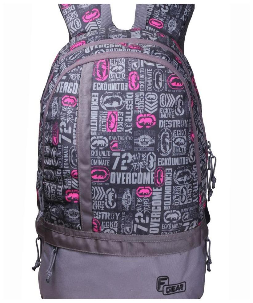 F Gear Burner 20 Liters P6 Strawberry Pink Casual Backpack