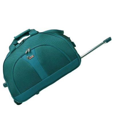 F Gear Cooter Polyester Ocean Blue Medium 42 Liter Travel Duffle bag-22 inch