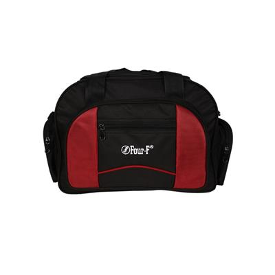 Four-F 1501 Traveling Bag Black and Red