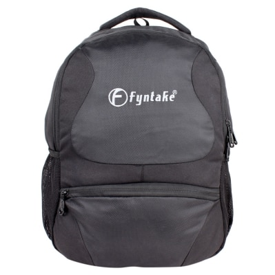 Fyntake ERAM1189 backpack O-BAG Black