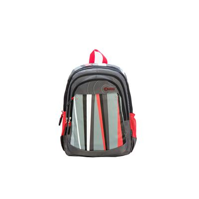 Genius School bags and Backpacks CHOPSTICKS RED Large (19 inches)