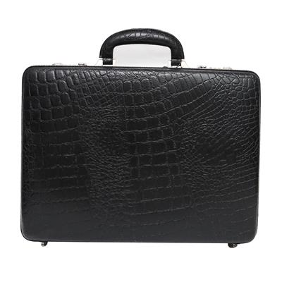 Genuine Leather Briefcase Office Bag