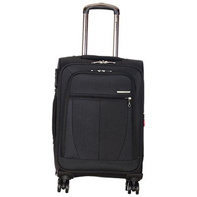 Goblin 4 W Black Trolley Bag (Medium)