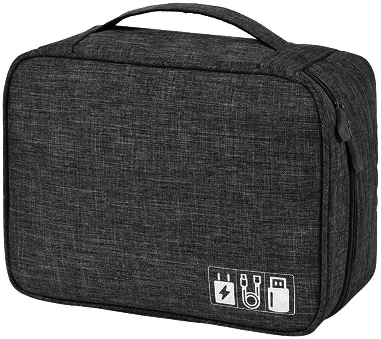 House of Quirk Electronics Accessories Organizer Bag