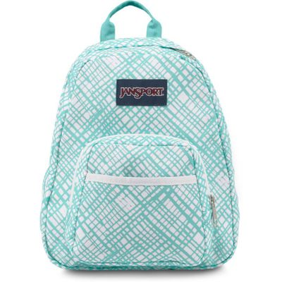 JanSport Half Pint 10.2 L Backpack (Aqua Dash)