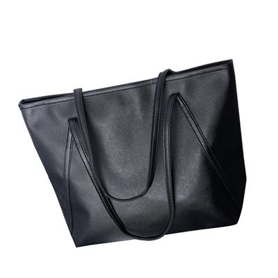 New Simple Winter Larger Capacity Leather Women Bag Messenger BK