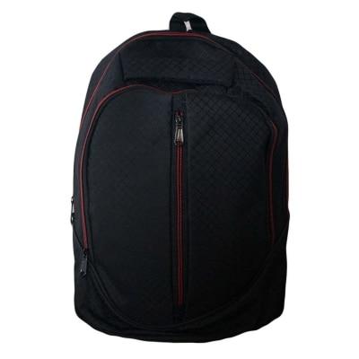 Prajo Stylish Black Backpack