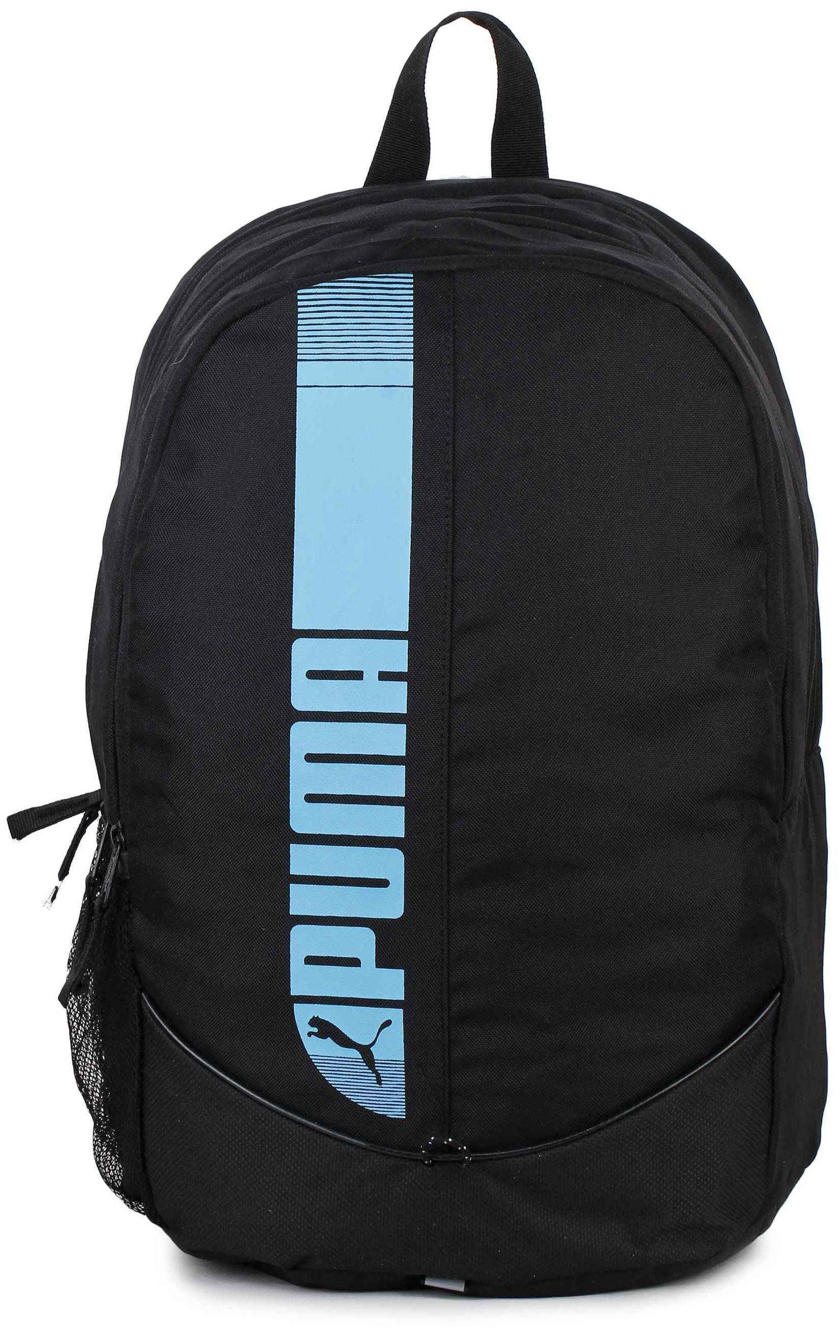 Puma Unisex Black Pioneer IND Backpack