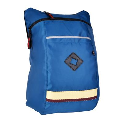 Red Chilli Blue Backpack