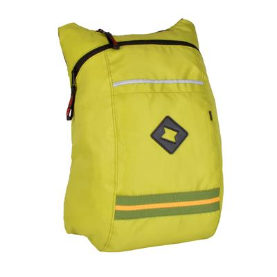 Red Chilli Green Backpack