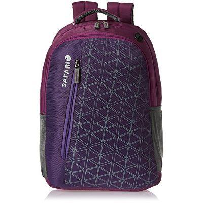 Safari 25 Ltrs Casual Backpack (jive-purple-cb)