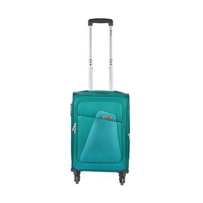 Safari Flipper 4 W 75 Green Strolley Bag