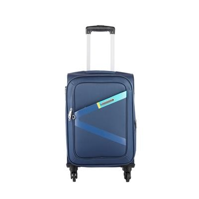 Safari Greater 4 W 55 Blue Strolley Bag