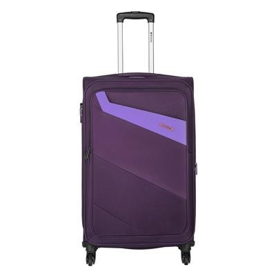Safari Korrekt-4W-75-Purple (Large Luggage)