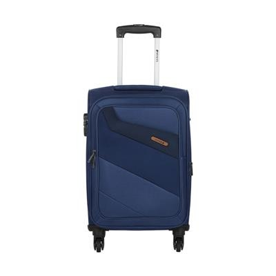 Safari Korrekt-4W-75-Blue (Large Luggage)
