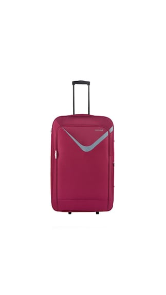Safari Victory 2wh 55 Red Strolley Bag (Small cabin luggage)