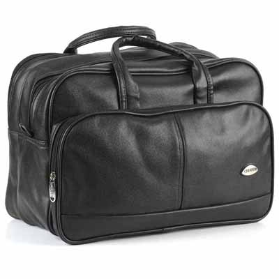 Shrey Enterprises Black Travel Bag