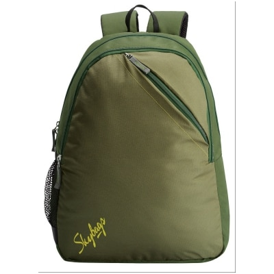 Skybags Brat 3 Back Pack Olive