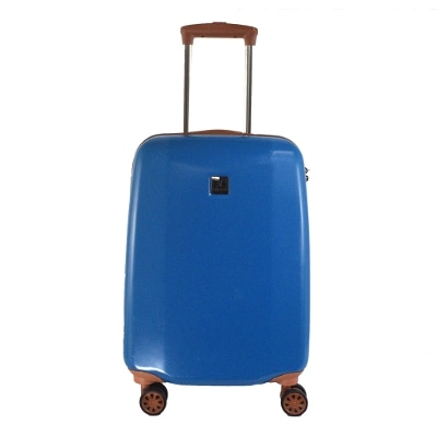 Traworld 28 Inch 4wheel Polycarbonate Exclusive Designer Trolley Bag
