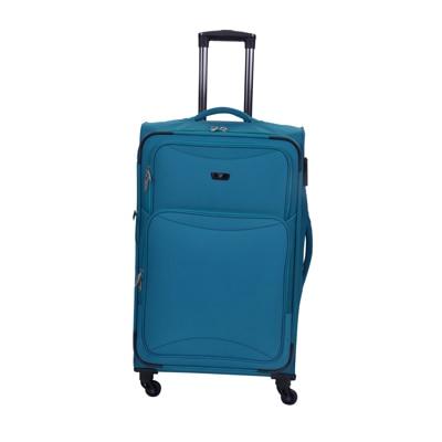 Verage Blue Long Strolley Bag