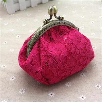 Women Lady Retro Vintage Lace Small Wallet Hasp Purse Clutch Bag Hot Paytm Mall Rs. 2