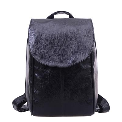 Women Leather Backpack School Bag Student Backpack Travel Leather(Big)