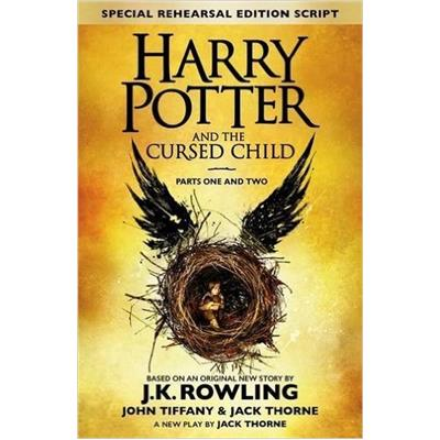Harry Potter And The Cursed Child Parts 1 And 2
