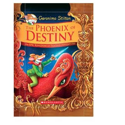 Phoenix of Destiny,The:An Epic Kingdom of Fantasy Adventure