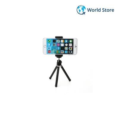 360 Rotatable Stand Tripod And Mount Bracket For Mobile